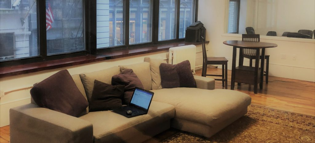 Flexible Co-Working Spaces in Philly and New York
